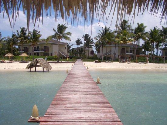 Melia Buenavista: playa oeste des del mirador