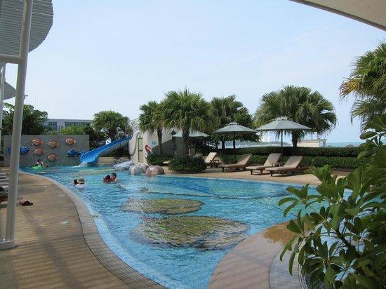 Holiday Inn Pattaya: Children's Pool