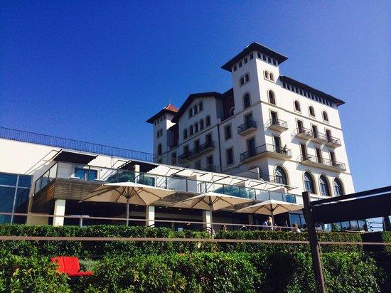 Gran Hotel La Florida: Le soleil brille