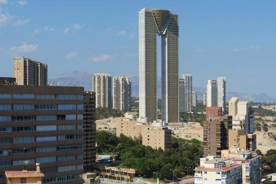 Servigroup Torre Dorada : uitzicht vanuit de kamer