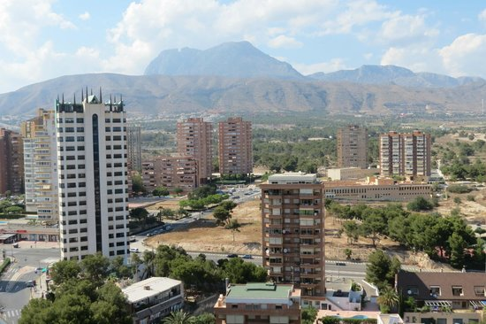 Servigroup Torre Dorada: uitzicht vanuit de kamer