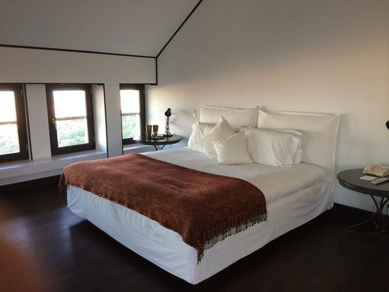 Gran Hotel La Florida: Chambre 601