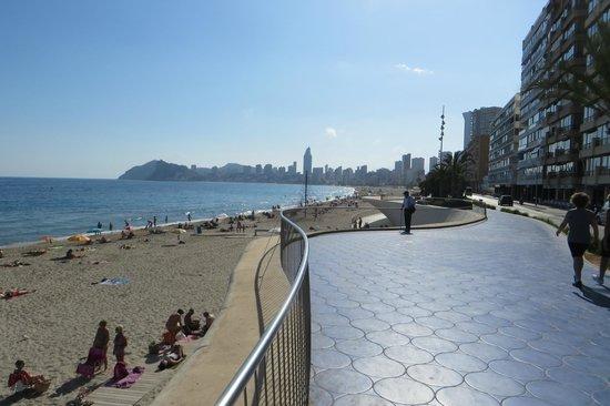 Servigroup Torre Dorada : boulevard