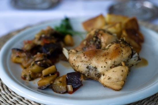 Locanda La Capannuccia: Original tuscan dinner