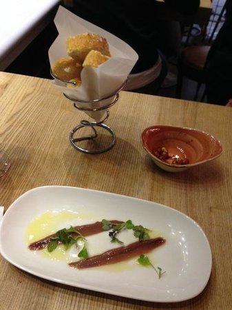 La Taberna del Gourmet: Anchovies