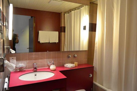BEST WESTERN Hotelbern: baño