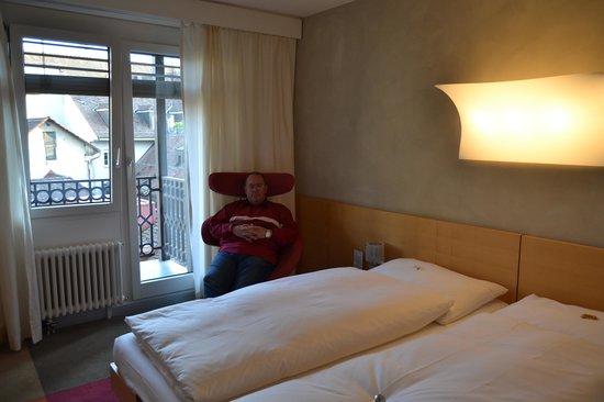 BEST WESTERN Hotelbern: habitacion