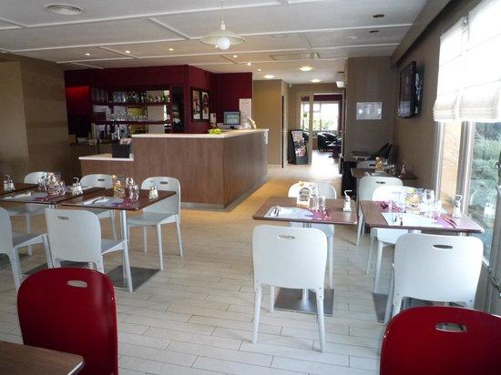 Campanile Saint Etienne Est - Saint Chamond : restaurant
