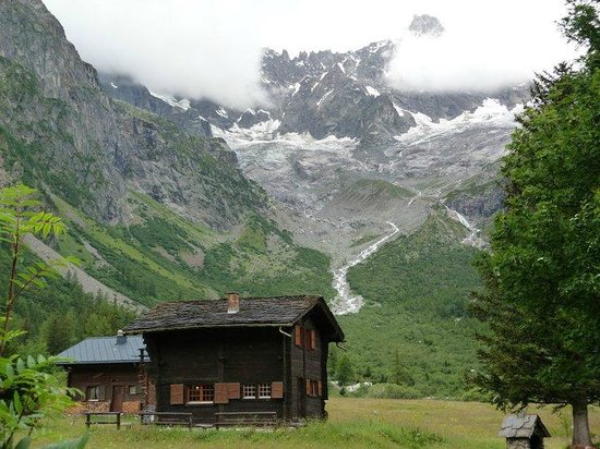 Camping Des Glaciers : just wow