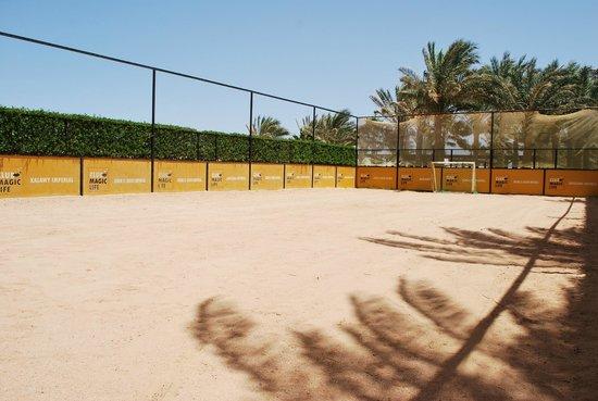 Club Magic Life Sharm el Sheikh Imperial: Beach Soccer
