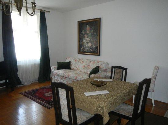 Villa Kumpf : Dinning room