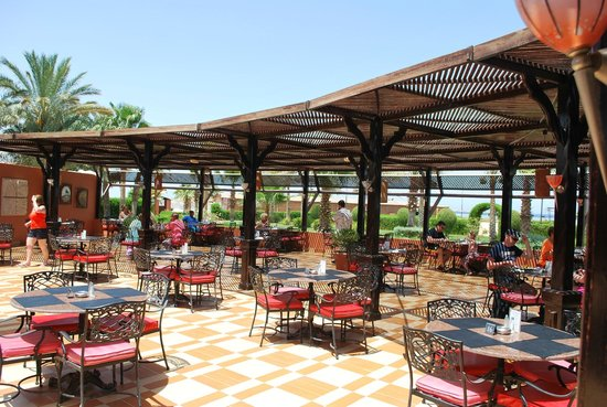 Club Magic Life Sharm el Sheikh Imperial: Mai Thai from the inside