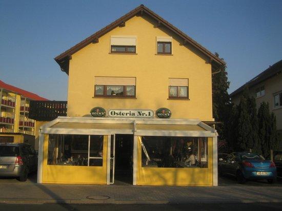 Ristorante Osteria Nr. 1 Foto
