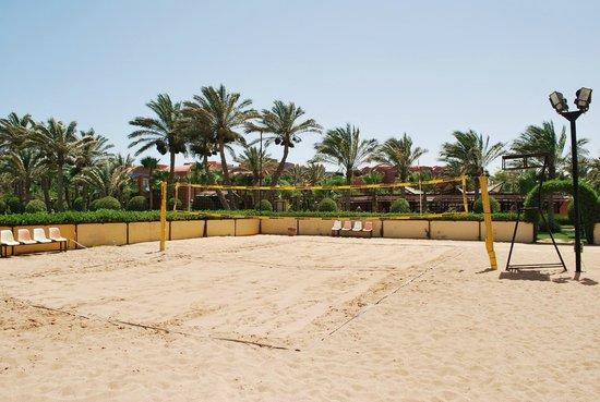 TUI Magic Life Sharm el Sheikh: Beach Volley Ball