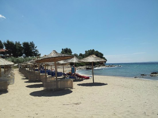 Village Mare Hotel: Awesome beach