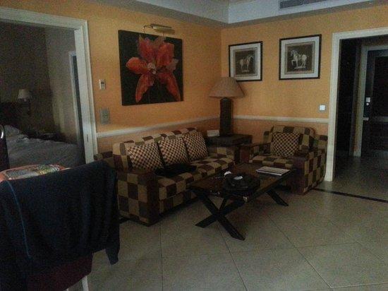 Gran Hotel Guadalpin Banus: lounge area