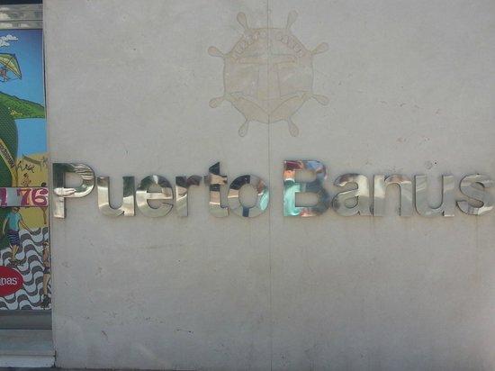 Gran Hotel Guadalpin Banus: puerto banus