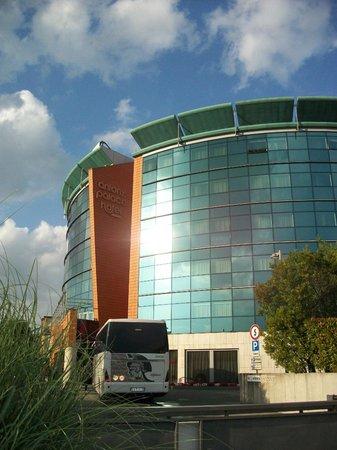 Antony Palace Hotel : mooi uitzicht hotel