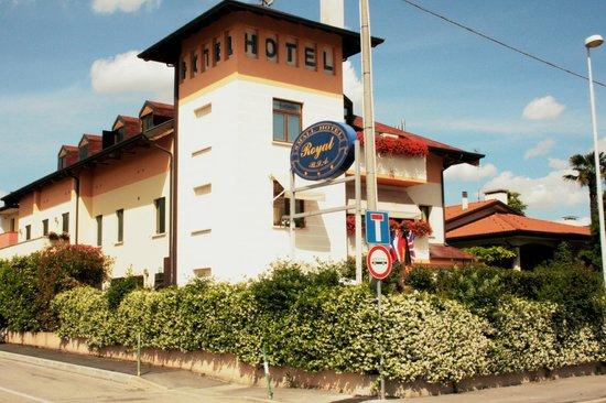 Small Hotel Royal: Esterno dell'hotel