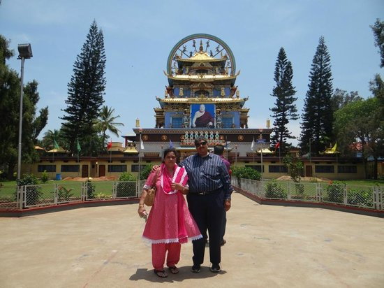 Namdroling Nyingmapa Monastery: Namdroling Monastry