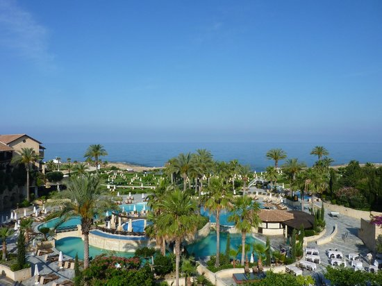 Elysium Hotel: The Elyssium at Paphos - a Masterclass in customer service