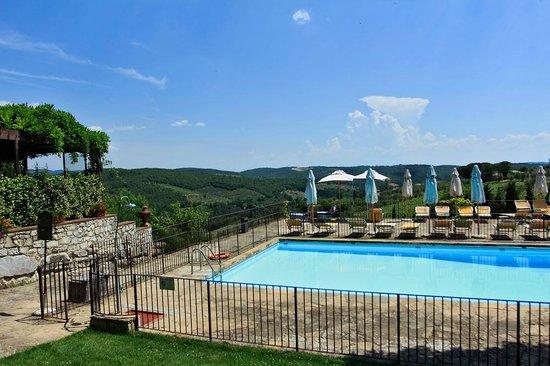 Relais Vignale: Swimming Pool
