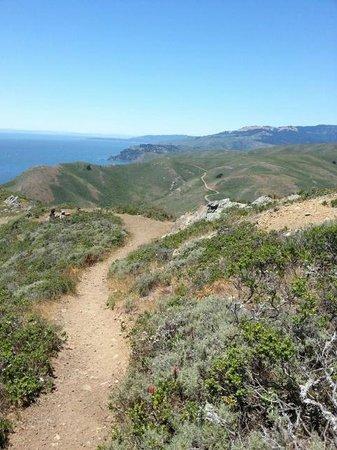 Marin Headlands: 絶景2