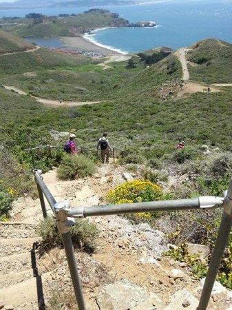 Marin Headlands: 絶景4
