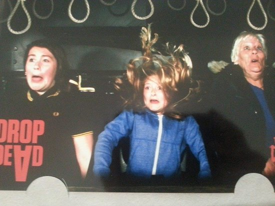 The Blackpool Tower Dungeon: Says it all