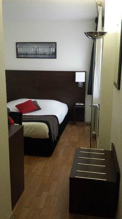 Hôtel Castellane : Chambre double