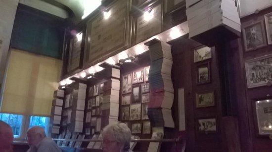 Joseph Roth Diele: ristorante