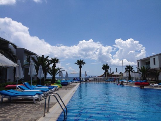 Lugga is best of bodrum lugga beach boutique hotel for Best beach boutique hotels