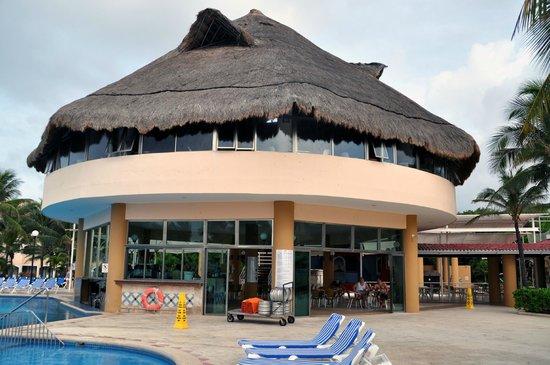 Viva Wyndham Maya: Miramare restaurant