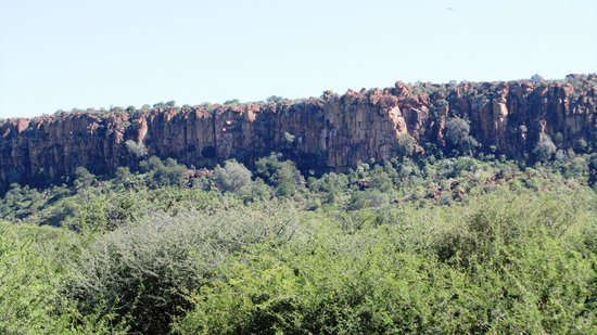 Waterberg Wilderness Lodge: Der Waterberg