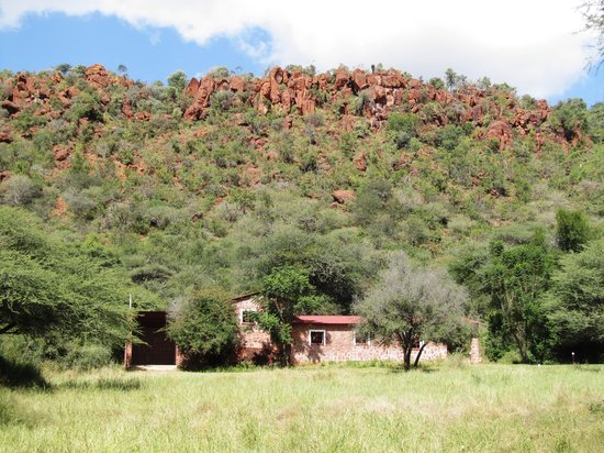 Waterberg Wilderness Lodge: Wilderness-Loge