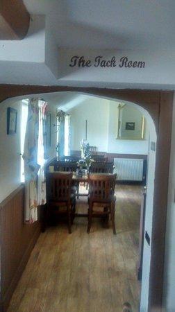 The Sutton Plough: Tack room