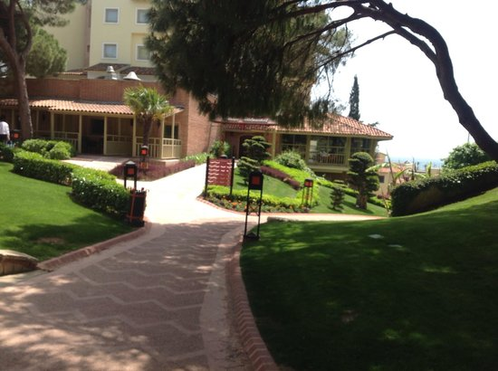 Limak Arcadia Golf & Sport Resort: Stunning display