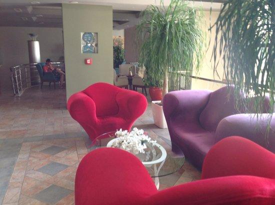 Limak Arcadia Golf & Sport Resort: lobby area
