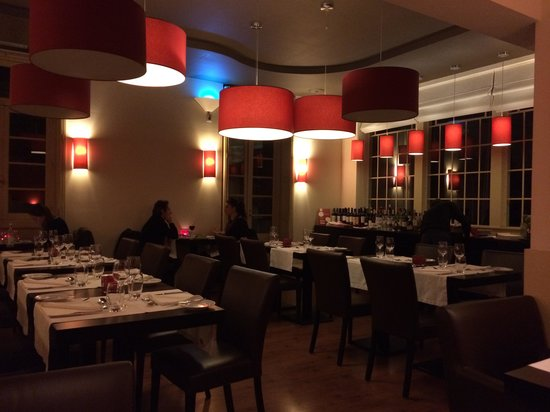 Essencia Restaurante Vegetariano : Location