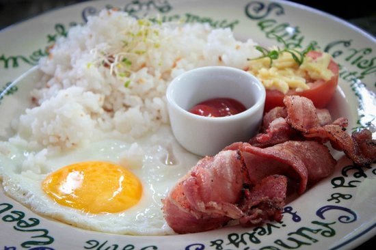 The Cocoon Boutique Hotel : Breakfast Plate
