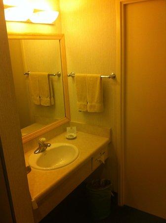 Inn by the Sea : lavabo separado
