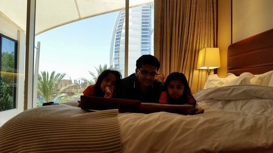 Jumeirah Beach Hotel: ROOM