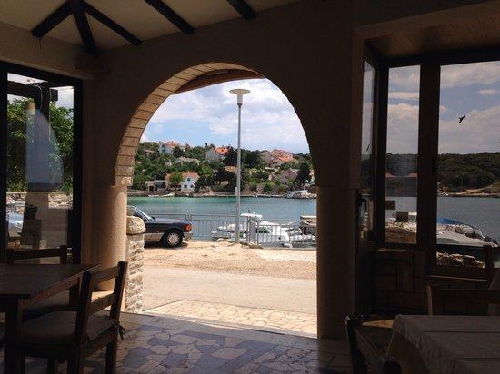 Restoran Sidro: Portico