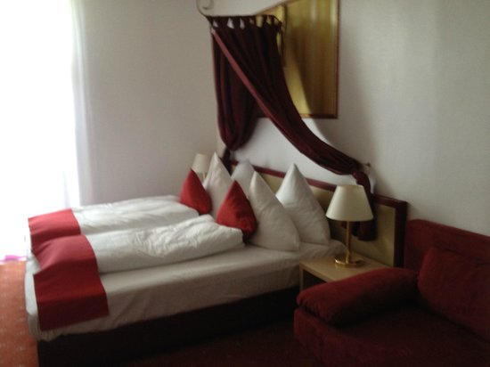 Rheinhotel Lilie : wonderfully prepared for our arrival