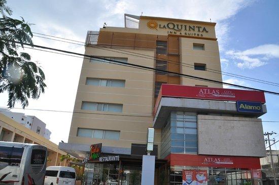 LQ Hotel by La Quinta Cancun : General vew