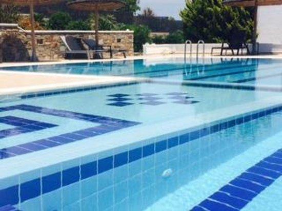 Ostria Inn : pool