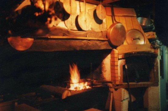 La Bergerie de Raphael: les cuivres brillent