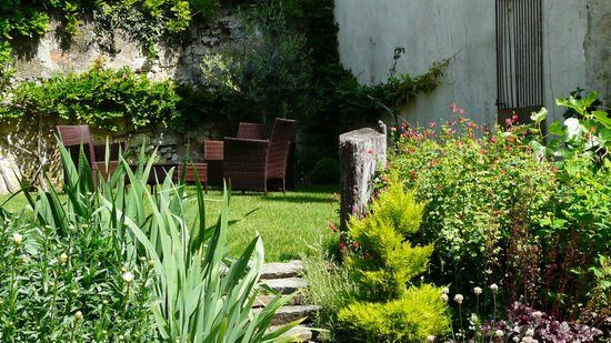5 Grande Rue Garden