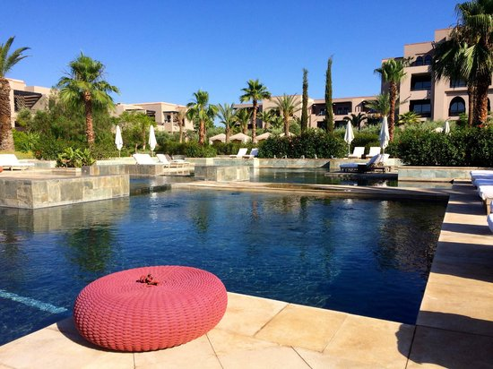Four Seasons Resort Marrakech : The Family Pool