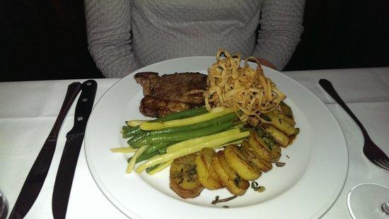 Ottenthal Restaurant & Weinhandlung: Rump Steak